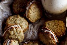 Oatmeal. Quinoa. Nuts. / recipes using oats, quinoa and nuts / by Evelina Noni