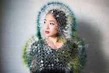 Future Forward / Futuristic fashion. Avant Garde.Design / by Hairpik Creative
