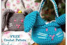 Crochet projects / by Marlene Crow-Stapleton