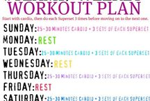 Fitness / by Julie Holmes