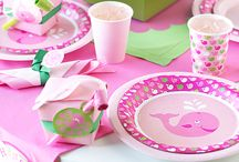 Marley's FIRST Birthday! / Trying to find a theme for our little princesses first birthday! / by Samantha J. Brazeil