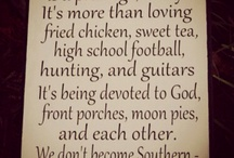 southern by the grace of god  / by Katherine White