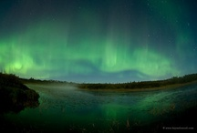 Northern lights / by Linda Meleyal