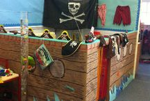 Pirate Theme / by Edie Foster