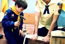 cub scouts ideas / by Chris-Jolene Gooboian
