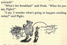WINNIE THER POOH / by Melody Gardner
