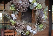 Wreaths / by Deborah Krueger