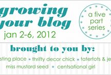 for the blog / by Heather {It's A Long Story}