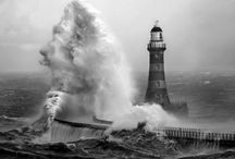 Lighthouses / by Alexandra Carballo