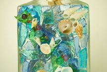 Mosaics and Glass Crafts / by Suze