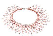 crochet wire Jewelry / by Sandra Mortley