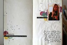 My Art Journal / by Caroline Ménard