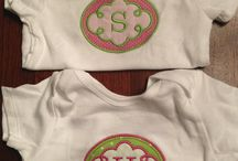 Brother Embroidery machine / by Katie Matula