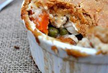 Recipes to try: Chicken / by Mikala Locnikar