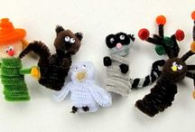 Puppets / by Miss Pippi