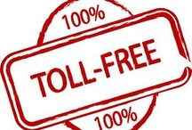 Toll Free Numbers / A special telephone number which is free to the calling party / by Joy Galeany