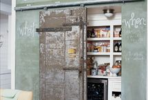 decor: pantry / by elana's pantry