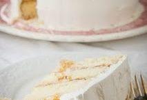 Dessert (Cakes) / by Emerald Isle