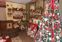 Gingerbread and Candy Christmas  / by Donna Spradlin