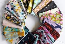 Fabric Stash / by Sheila