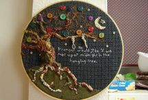 Embroidery / by Jessica Uran Dorn