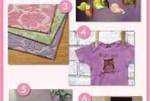 Nursery Ideas / by Amber Foy