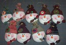 It's Christmas -- Handmade Ornaments / by Cheryl Shorter