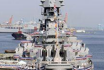 Navy/ ships / by Rob Hanright