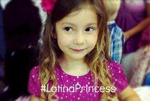 #LatinaPrincess / by SpanglishBaby