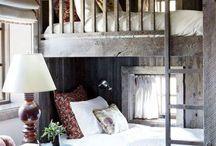cabin / by samantha @ the stroller coaster