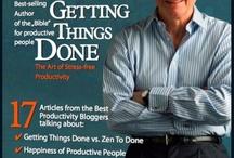 My Productivity Magazines / by Michael Sliwinski