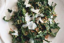 Salads / by Vanessa Schafer Brown