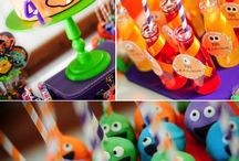 Party- monsters / by Raechal Carron