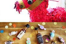 bachelorett/bachelor party ideas!! / by Jackie Mandarano