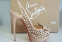 Shoe Obsession / by Nikki Mitchell