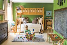 Interiors - Kids' Rooms / by Karie Heathcoat-Kieffer
