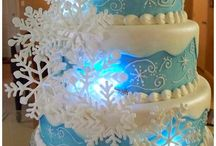 Frozen Party Ideas / by Stampin' With Candice- Candice Anderson Independent Stampin' Up! demonstrator