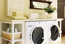 Laundry room / by Sheri D'Angelo