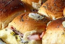 Sandwiches / by Allie Ziemann