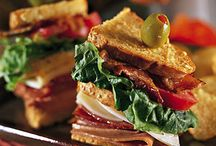 Upscale Sandwiches / by Ginger Grant