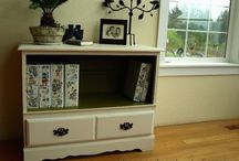 Furniture ideas / by Patricia Cook