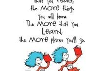 Dr Seuss / by Tara Foor