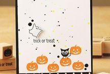 Cards-Halloween / by Debbie Eslinger