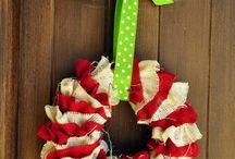 Wreaths :: / by Robin Nixon