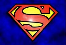 Superman/Supergirl  / by Chris Salcedo