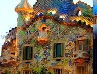Gaudi / by Susan Blake