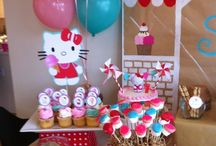 Hello Kitty Parties / by Nancy DeJesus
