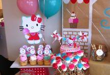Hello Kitty Parties / by Nancy DeJesus