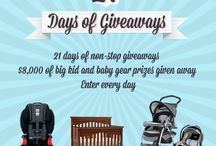 21 Days of Giveaways! / by Lone Star Baby & Kids