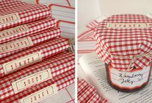 Canning / Recipes for canning and cute packaging ideas! / by Sarah Clarke